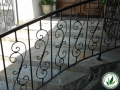 marble stone staircase landscape